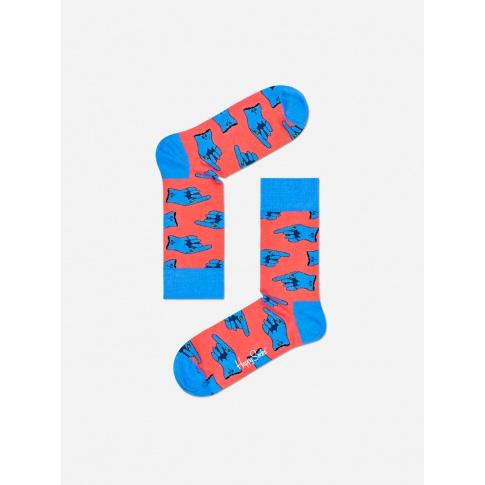 Kolorowe skarpetki - The Beatles: Glove sock