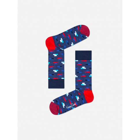 Kolorowe skarpetki - Brick sock