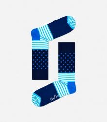 Kolorowe skarpetki - Stripes & Dots sock