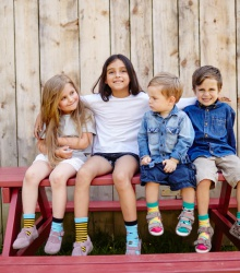 Skarpetki dla dzieci - Watermelon Splash Kids