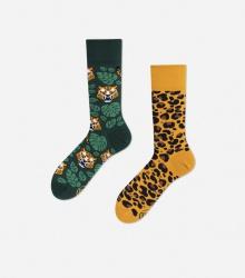 Kolorowe skarpetki - El Leopardo