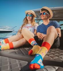 Kolorowe skarpetki - Summer Paradise