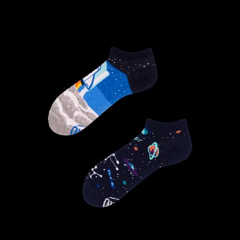 Kolorowe stopki - Space trip Low