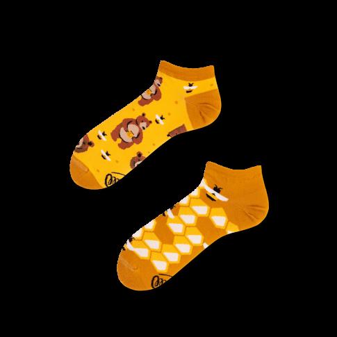 Kolorowe stopki - Honey Bear Low