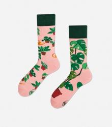 Kolorowe skarpetki - Plant Lover