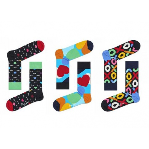 Zestaw - Skarpetki Happy Socks na prezent