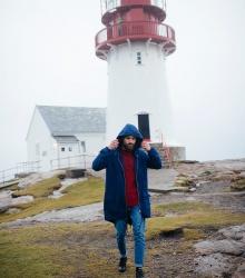 Kolorowe skarpetki - Nordic Lighthouse