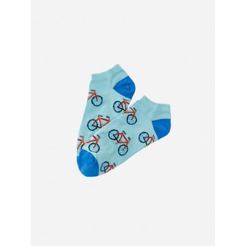 Kolorowe stopki - Rowery dwa