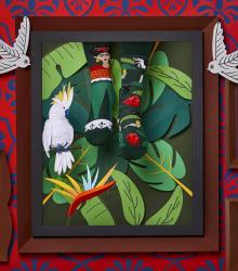Kolorowe skarpetki - Feel Frida