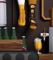 Kolorowe stopki - Craft Beer Low