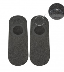 Stopki z silikonem ciemnoszare