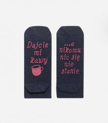 Stopki damskie - Dajcie mi kawy