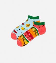 Kolorowe stopki - Tutti Frutti Low