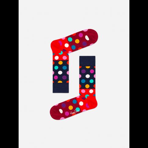 Kolorowe skarpetki - Big Dot Block Sock