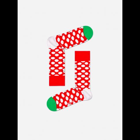 Kolorowe skarpetki - Big Dot Snowman Sock