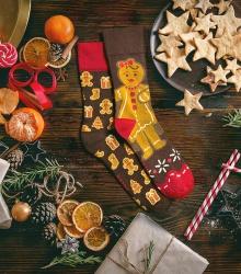 Kolorowe skarpetki - Gingerbread Cookies