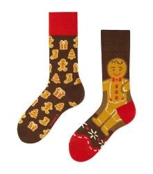 Xmas Socksbag - Zestaw skarpetek w świątecznym worku