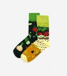 Kolorowe skarpetki - Vege Salad