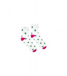 Kolorowe skarpetki - Koniczyna