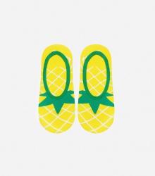 Kolorowe stopki - Ananas