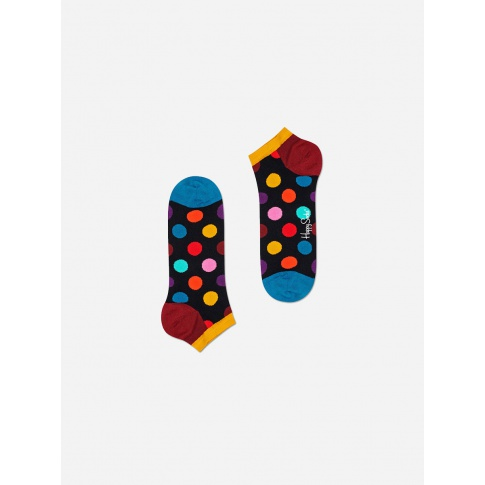 Stopki męskie w kolorowe kropki