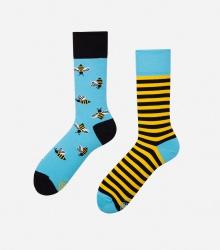 Kolorowe skarpetki - Bee Bee