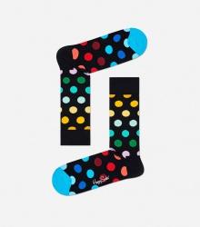 Skarpety kolorowe kropki / tęczowe