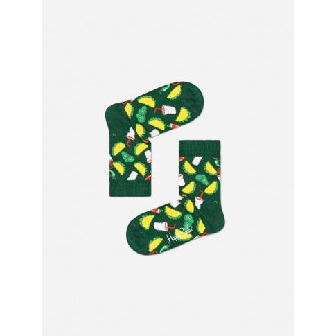 Skarpetki dla dzieci - Taco / zielone