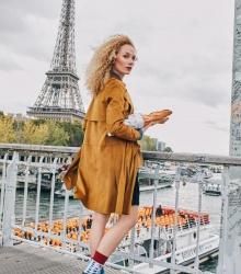 Kolorowe skarpetki - Bonjour France