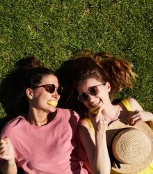 Kolorowe stopki - The Lemons Low