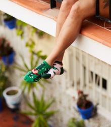 Kolorowe stopki - Summer Cactus Low