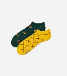Kolorowe stopki - Pineapples Low