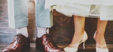 Jakie skarpetki założyć na ślub i wesele?